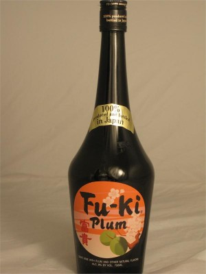Godo Shusei Fu-Ki Plum Wine 9% ABV 750ml