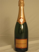 Louis Roederer Brut Rose Champagne 2007 12% ABV 750ml