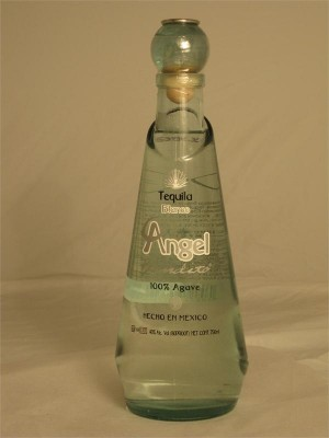 Angel Bendito Tequila Blanco Silver 40% ABV 750ml