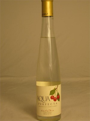 Aqua Perfecta Kirsch Eau de Vie Cherry Brandy 375ml