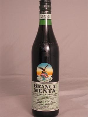 Branca Menta Liqueur 30% ABV 750ml
