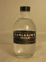Karlsson's Gold Potato Vodka 40% ABV 750ml