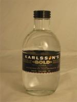 Karlsson's Gold Potato Vodka 40% ABV 750ml