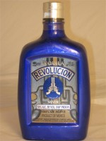 Revolucion Silver Tequila Dos Pistoles 50% ABV 750ml