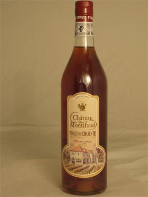 Chateau de Montifaud Pineau des Charentes  17% ABV 750ml