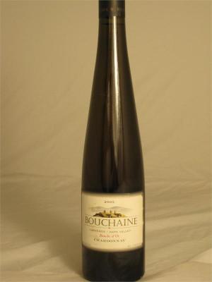 Bouchaine Bouche d'Or Carneros Napa Valley Dessert Wine Chardonnay 2010 11.8% ABV 750ml