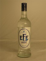 Efe Raki Liqueur Turkey  Grape Neutral Spirit with Anise 45% ABV 750ml