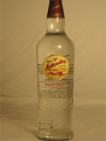 Ron Matusalem Rum Platino 40% ABV 750ml