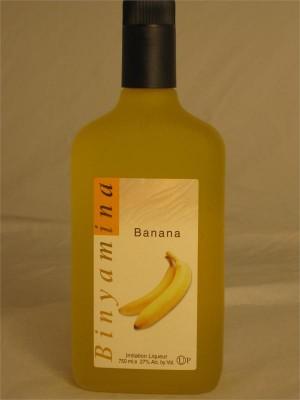 Binyamina Banana Imitation Liqueur Kosher