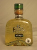 Don Eduardo Tequila Anejo 40% ABV 750ml