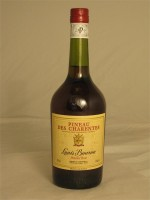 Louis Bouron  Pineau des Charentes Pineau Rose 17% ABV 750ml