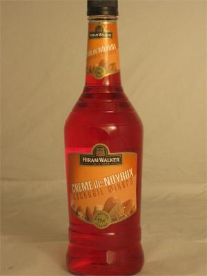 Hiram Walker Creme de Noyaux (Almonds) Liqueur 15% ABV 750ml