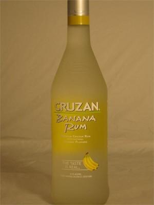 Cruzan  Banana Rum St. Croix 21% ABV 750ml