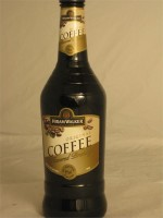 Hiram Walker Coffee Flavored Brandy  30% ABV 750ml