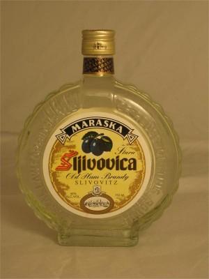Maraska Slivovitz Old Plum Brandy Kosher Sljivovica Masakza Zadar Croatia 750ml