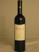 Foral Vinho Tinto Portuguese Red Wine 2009 13% ABV 750ml