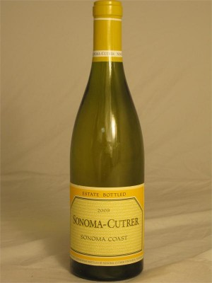 Sonoma-Cutrer Chardonnay Sonoma Coast 2016 13.9% ABV 750ml