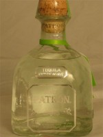 Patron Tequila 100% de Agave Silver 80 Proof 750ml