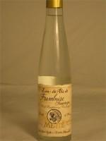 J P Mette Eau-de-Vie Framboise Sauvage Wild Raspberry Brandy 45% ABV 375ml
