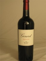 Girard Artistry  Red Wine Napa Valley  2010  15.1% ABV 750ml