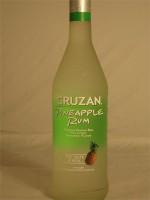 Cruzan Pineapple Rum St. Croix 21% ABV 750ml