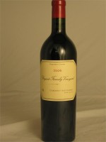 Bryant Family Vineyard Cabernet Sauvignon Napa Valley 2006 14.9% ABV  750ml