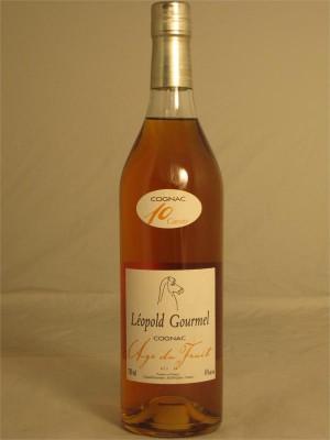 Leopold Gourmel Age du fruit 10 Carats  41% ABV 750ml