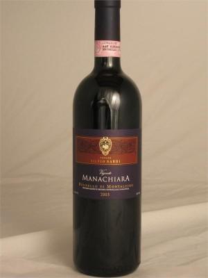 Tenute Silvio Nardi Vigneto Manachiara Brunello di Montalcino DOCG 2006 14.5% ABV 750ml