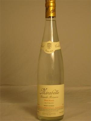F. E. Trimbach Mirabelle Plum Brandy 45% ABV 750ml
