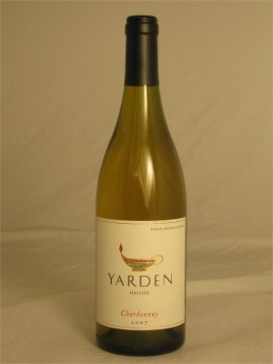 Yarden Chardonnay Galilee  Israel  2014 14.5% ABV 750ml