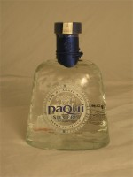 Paqui Tequila Silver  100% de Agave Azul 40% ABV 750ml