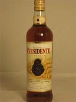 Casa Pedro Domecq Presidente Imported Brandy (Mexico) 40% ABV 750ml