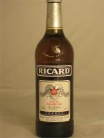 Ricard Pastis de Marseille Apertif Anise 45% ABV 750ml
