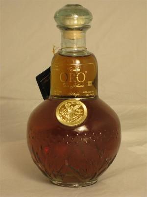 Tequila Oro de Jalisco Anejo Extra Premium Especial Edition 40% ABV 750ml