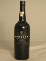 Fonseca Vintage Porto 2000 Bottled in 2002 20.5% ABV 750ml