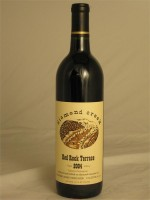 Diamond Creek Cabernet Sauvignon Red Rock Terrace 2004 Napa Valley 14.1% ABV 750ml