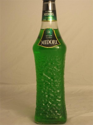 Midori Melon Liqueur 20% ABV 750ml