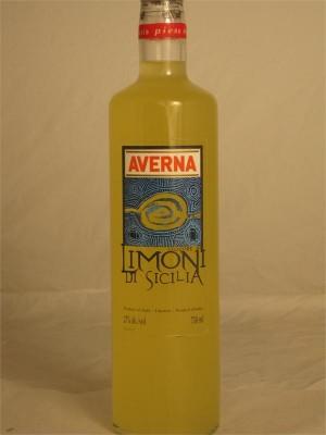Averna  Limoni de Sicilia Liqueur 27% ABV 750ml