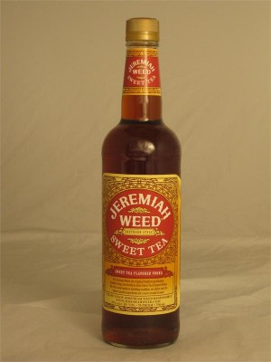 Jeremiah Weed Sweet Tea Flavored Vodka and Bourbon Whisky 35% ABV 750ml