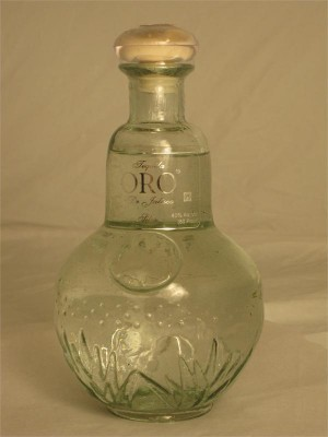 Tequila Oro de Jalisco Silver 40% ABV 750ml
