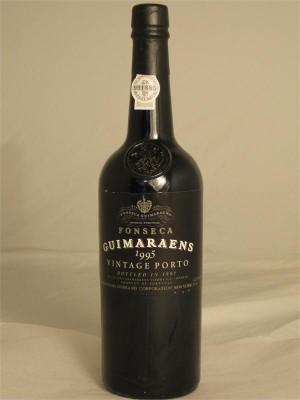 Fonseca Guimaraens 1995 Vintage Porto Bottled in 1997 20.5% ABV 750ml