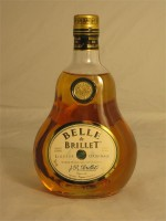 Belle de Brillet Liqueur Originale Poire Williams au Cognac Graves France 750ml