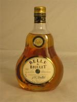 Belle de Brillet Liqueur Originale Poire Williams au Cognac Graves France 750ml
