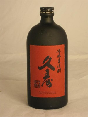 Kusu Barley Shochu Soju Spirit 750ml Japan 750ml