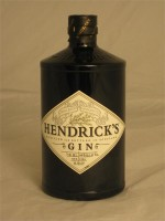 Hendrick's  Gin Distilled in Scotland 44% ABV 750ml