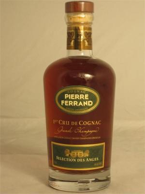 Pierre Ferrand !er Cru du Cognac Selection des Anges 40% ABV 750ml