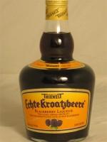 Moritz Thienelt* Echte Kroatzbeere Blackberry Liqueur 30% ABV 750ml
