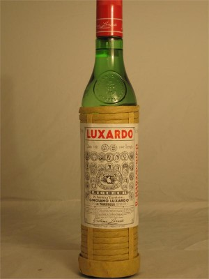 Luxardo Il Maraschino Originale Liqueur 32% ABV 750ml in Wicker Wrap
