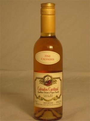 Cardinal Fine Calvados 375ml