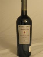 Summers Andriana's Cuvee Napa Valley Cabernet Sauvignon 2002 14.2% ABV 750ml